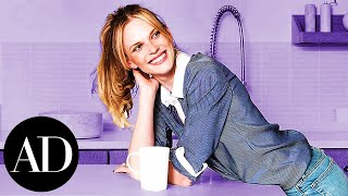 Model Anne Vyalitsyna Gives A Tour Of Her NYC Apartment   Celebrity Homes   Architectural Digest