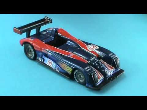 Revision, Review 470: Hot Wheels Hall of Fame Milestone Moment Panoz LMP 01 EVO