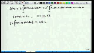 Mod-01 Lec-28 Calculus Of Variations And Integral Equations