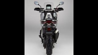 9. 2018 Honda X-Adv The New Automatic Adventure Motorcycle