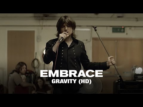 gravity - Video for Embrace's single