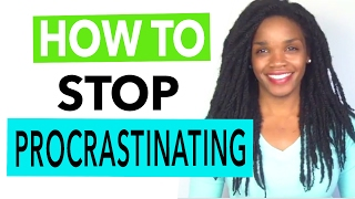 """Video Topic: How to Stop Procrastinating (https://www.drphoenyx.com/shop)Are you a chronic procrastinator? Would you like to stop procrastinating? First we need to talk about the most important step to avoiding procrastination, and for most people chronic procrastination is based in fear of failure. So oftentimes people will procrastinate because it helps them avoid the sheer possibility of failure and disappointment. Problem is, by not """"feeling the fear"""" you end up missing out on any opportunity to grow and ultimately achieve your desired goals - no matter how big or small. To better understand what I mean check out the video to learn why we procrastinate and how to stop procrastinating so you can achieve all your goals!Enjoy the video!xoxo – DocClick the links below for awesome nutritional supplements to help  you achieve your fitness and beauty goals!*Dr. Phoenyx's FitBeauty Shop - Nutrition for a Fit & Beautiful Body!https://www.drphoenyx.com/shop*Dr. Phoenyx's FitBeauty Shop on Amazonhttp://amzn.to/2ebQdri** FREE Skip Yourself Fit Jump Rope eBook  http://bit.ly/2j5zSW2Facebook    https://www.facebook.com/DrPhoenyx/Instagram    https://www.instagram.com/drphoenyx/** Dr. Phoenyx Austin, MD is the founder of the FitBeauty Shop and the creator of Dr. Phoenyx Nutrition. A fitness entrepreneur, best-selling author, and certified Sports Nutrition Specialist, Dr. Phoenyx provides nutrition products and practical tips to help women achieve a fit and beautiful body from the inside out!***DISCLAIMER:Dr. Phoenyx Austin and Dr. Phoenyx LLC strongly recommend that you consult with your physician before beginning any exercise or diet program.You should understand that when participating in any exercise or diet program, there is the possibility of physical injury. If you engage in any exercise or diet program shared by Dr. Phoenyx, you agree that you do so at your own risk, are voluntarily participating in these activities, assume all risk of injury to yourself, and agree to r"""