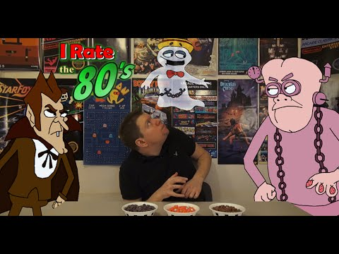 Irate the 80′s Ep. 13 – Monster Cereals (Count Chocula, FrankenBerry, BooBerry) Review, History
