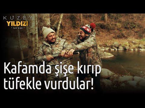 Kuzey Yıldızı İlk Aşk 48. Bölüm - Kafamda Şişe Kırıp Tüfekle Vurdular!