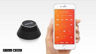 Smart IR Remote - AnyMote YouTube video