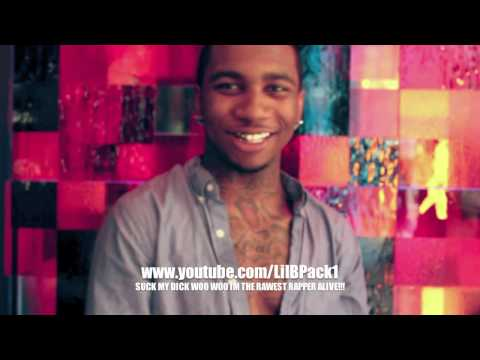 Lil B - Suck My D*&* HO BASED MUSIC VIDEO DIRECTED BY LIL B (видео)