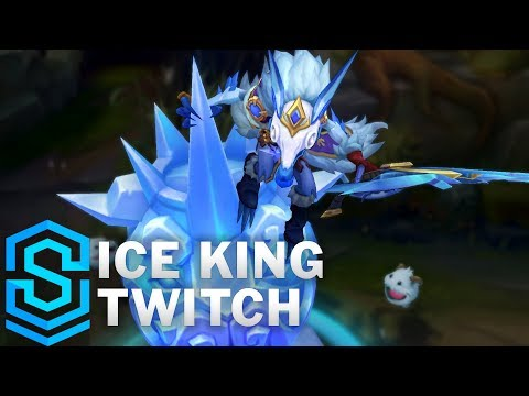 Twitch Vua Băng - Ice King Twitch