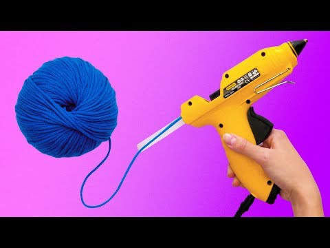 28 AWESOME CRAFTING LIFE HACKS FOR CHILDREN - Thời lượng: 15 phút.