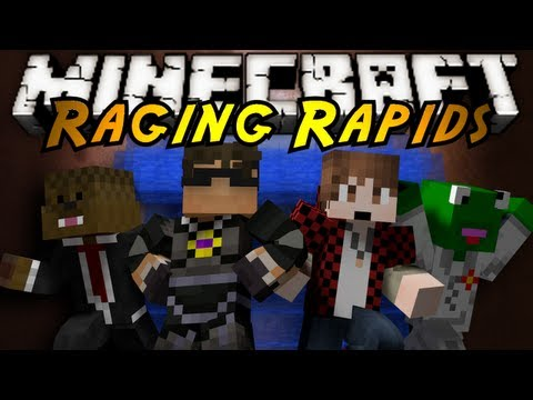 raging - JOIN SKY, BAJAN, KERMIT AND JEROME AS THEY FIGHT THEY'RE WAY THROUGH THIS WATER COURSE TO GET TO THE END! WHO WILL WIN THIS RACE TO THE FINISH! Friends Chann...