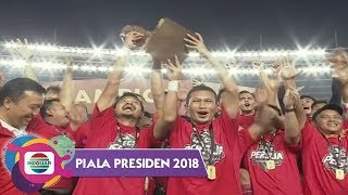 Video Moment Kemenangan Persija Jakarta di Piala Presiden 2018 MP3, 3GP, MP4, WEBM, AVI, FLV November 2018