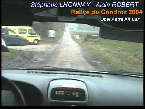 on-board opel astra kit car