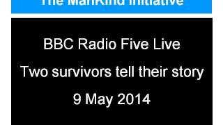 Hear a BBC Five Live interview in May 14 with two male survivors of domestic abuse plus discussion and debate afterwards. The BBC have given permission for this audio to be used