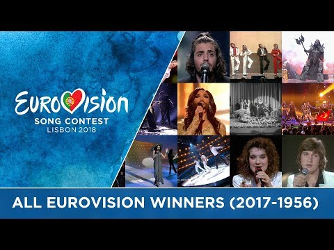 Video All winners of the Eurovision Song Contest (2017-1956) download in MP3, 3GP, MP4, WEBM, AVI, FLV January 2017