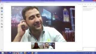 Arab Idol - Hangout -عبد الكريم حمدان وجولة في كواليس المسرح