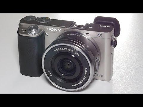 Sony Alpha 6000 - Praxis Test deutsch | CHIP