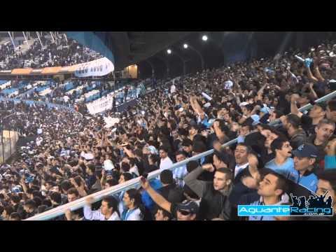 Video - Racing Club - Muchachos traigan vino vs Boca! - La Guardia Imperial - Racing Club - Argentina