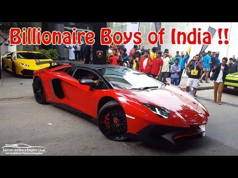 Billionaire Boys of India !! #63
