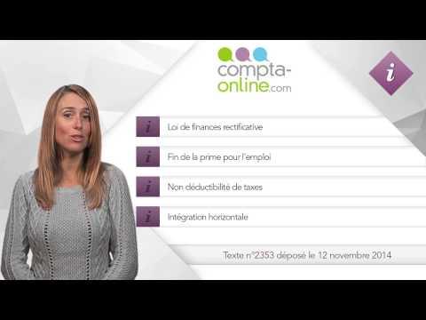 Compta Online Info #011