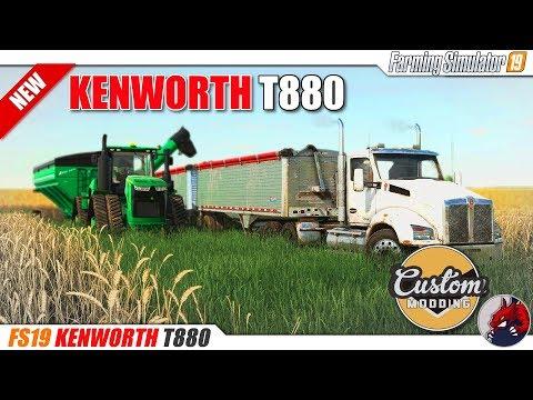Kenworth T880 Release v1.0