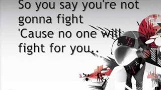 Linkin Park- Robot Boy [Lyrics]