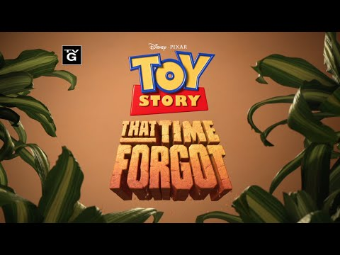 Toy Story That Time Forgot (DVD Trailer)