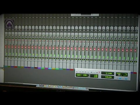 Test Of Pro Tools HD Thunderbolt Native With A Hackintosh