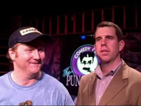 Jon Reep Commercial for The Punchline Comedy Club
