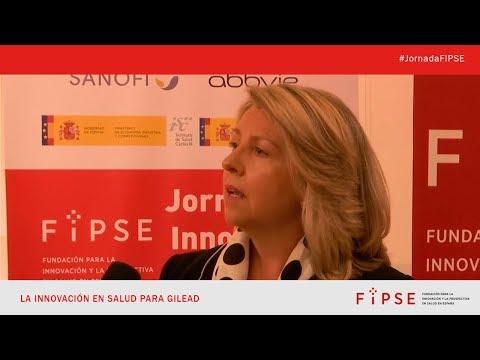 ¿Cómo contribuye Gilead a fomentar la innovación en salud en España?
