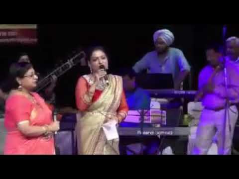 Video 7th April program at tagore theatre chd SharmilaTagore nite.Dr.Manju Bala and Ranju Prasa download in MP3, 3GP, MP4, WEBM, AVI, FLV January 2017