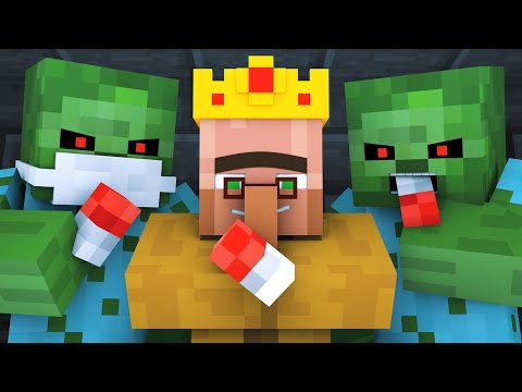Zombie vs Villager Life 5 - Alien Being Minecraft Animation - Thời lượng: 10:06.