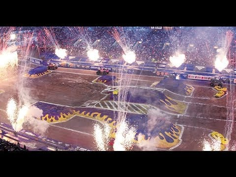 Video of Monster Jam NOW