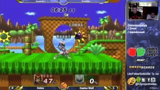 This Whole Match Was Pretty Much a GFY (Casino Wolf's M2 vs Cobra's Falcon)