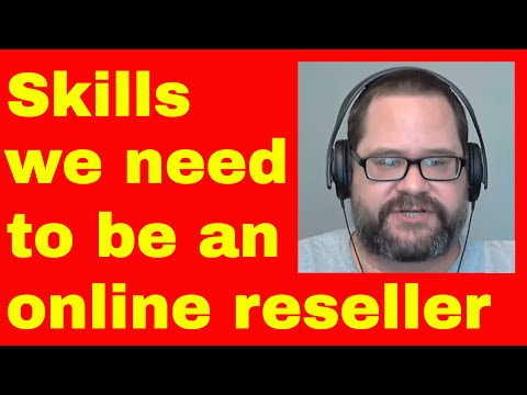 Skills we need as resellers - Reseller Guest chat - With Lonnie (Garage Flips)