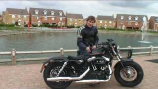 9. Harley-Davidson 48 review