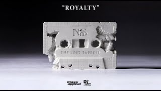 Nas - Royalty (feat. RaVaughn) (Prod. by Hit-Boy) [HQ Audio]