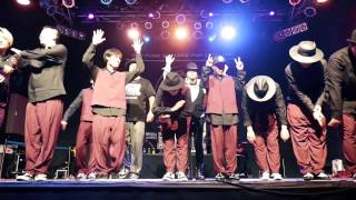 Winners Crew – Funk Stylers Battle 2016 showcase