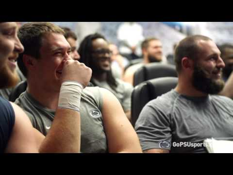 Keegan-Michael Key from Key & Peele pranks PSU Football team by impersonating coach