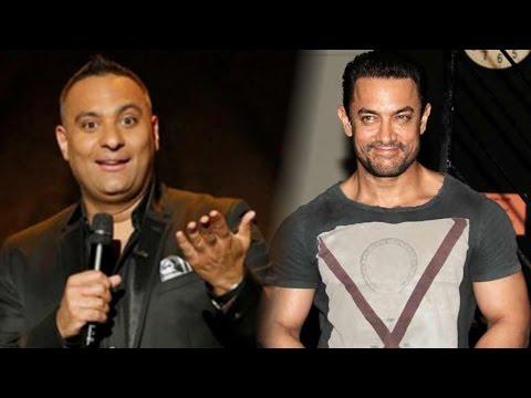 AIB Roast: Russell Peters Asks Aamir Khan To Mind