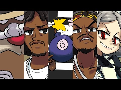 B.O.S. (Bombs Over Skullgirls)