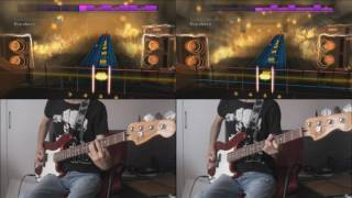 """Tuning : E StandardBass : Fender Precision BassJoin my Patreon and support me ! https://www.patreon.com/user?u=25621080s Mix IIIBlack Flag """"Rise Above"""" – Alt. BassQueen """"I Want It All""""REO Speedwagon """"Take It On The Run"""" – Alt. Rhythm"""