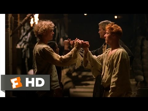 A Knight's Tale (2001) - Dance Lessons Scene (3/10) | Movieclips