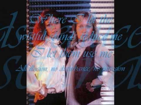 ABBA - I Let The Music Speak With Lyrics