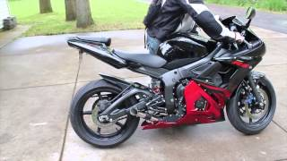 3. LOUD!!! Yamaha R6   Shorty Exhaust REVIEW