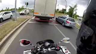 2. Yamaha FZ6 N / GoPro Hero 3 /Czech - Daily Observations 2
