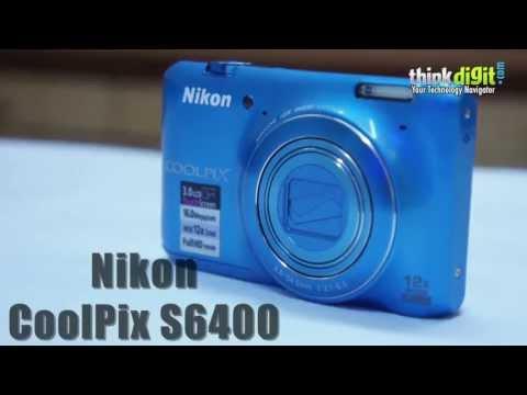Nikon Coolpix S6400 Review