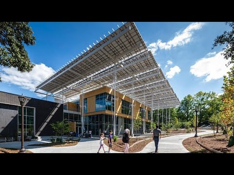 Introducing The Kendeda Building for Innovative Sustainable Design