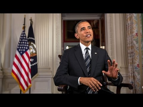 Weekly Address: Averting a Government Shutdown and Expanding Access to Affordable Healthcare