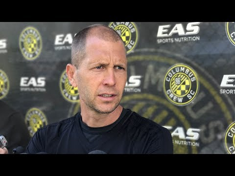 Video: SOUNDBYTE | Gregg Berhalter discusses training following Tuesday's session