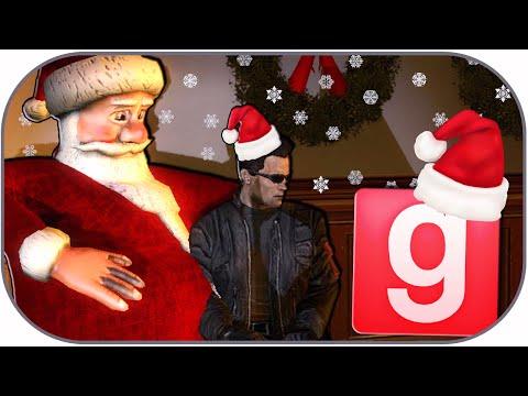 Gmod Sandbox Christmas Edition! (Garry's Mod Funny Moments)