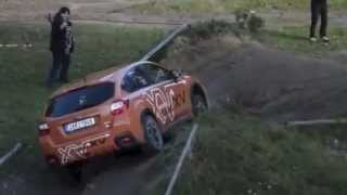 2013 Subaru XV Crosstrek SUV Off-Road Test Drive Review